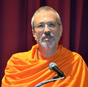 Swami Advayatmananda Saraswati