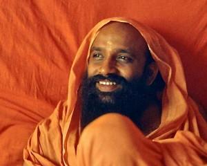 1971 Swami Dayananda Saraswati Rishikesh, India
