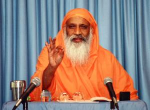 Swami Dayananda Saraswati Cinmudra