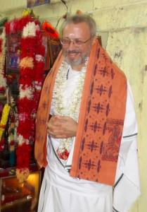 Advayatmananda Chennai Temple 1