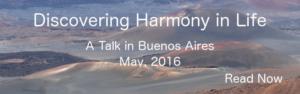 Discovering Harmony Header